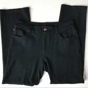 Jockey black pants-S